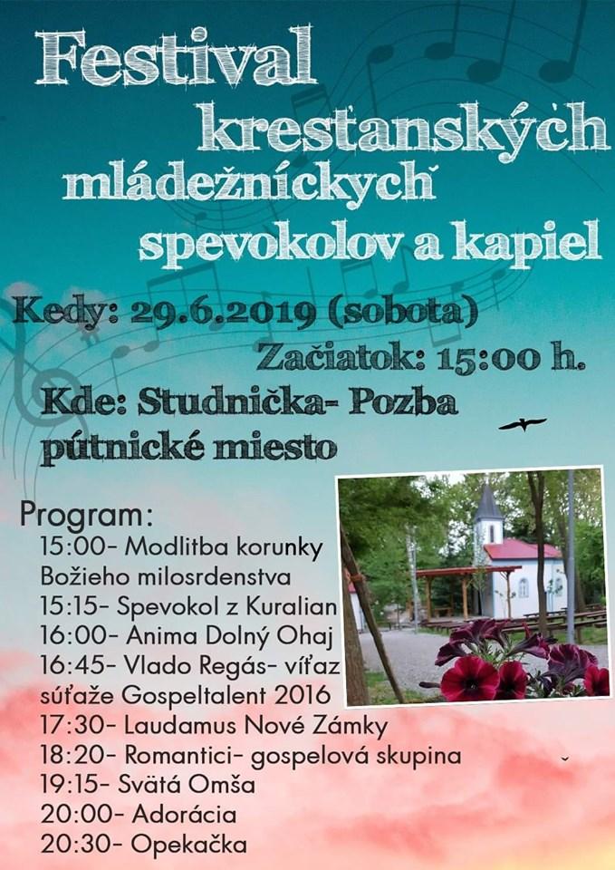 Festival mládeže 2019