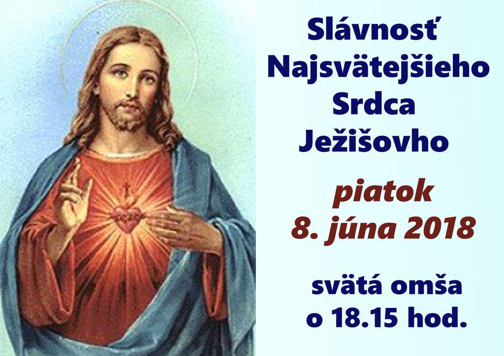 Srdce Ježišovo