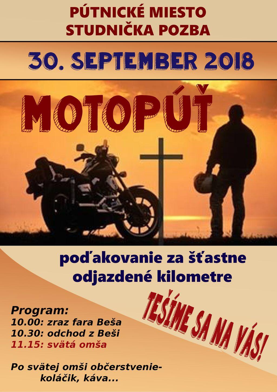 motopúť 2018